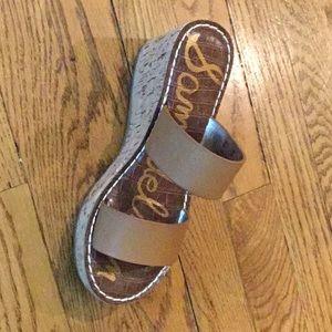 Single left sandal